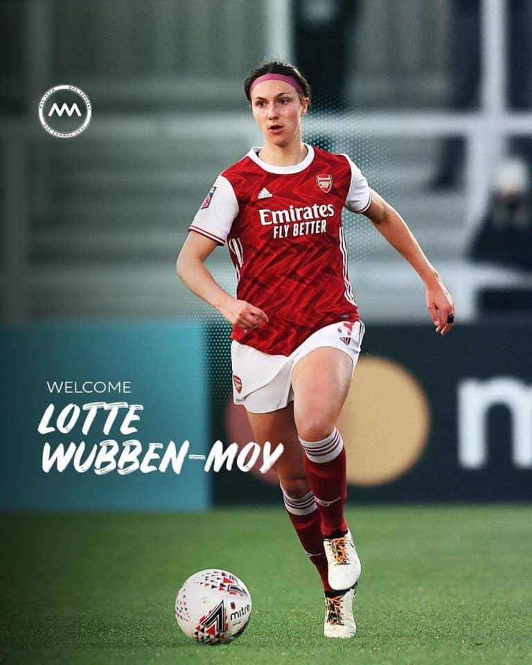 Lotte Wubben-Moy.